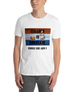 Holland is Hardcore T-shirt White
